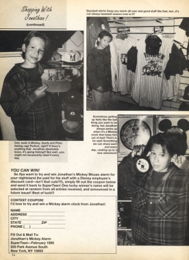 Shopping with Jonathan Taylor Thomas - page 14