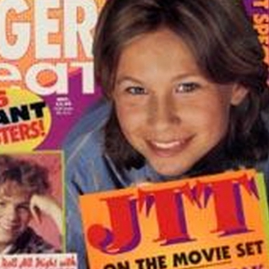 5 Tiger Beat was all about his chin-length mane.