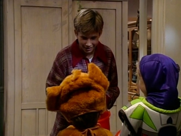 Home Improvement, Season 6, Episode 7, I Was a Teenage Taylor