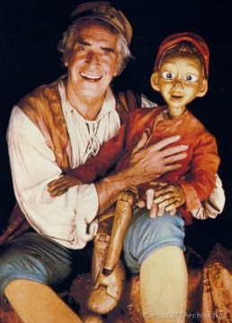The Adventures of Pinocchio - The Puppet Master