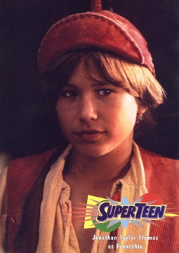 SuperTeen - The Adventures of Pinocchio with Jonathan Taylor Thomas