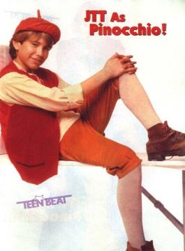 TeenBeat - JTT as Pinocchio!