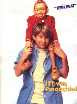 TeenBeat - JTT with Pinocchio