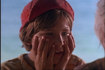Jonathan Taylor Thomas in The Adventures of Pinocchio
