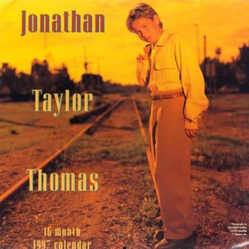 JTT 1997 Calendar - Front