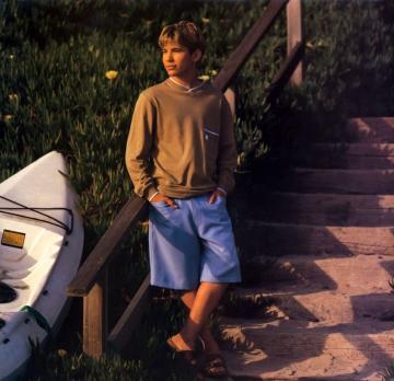 1998 Jonathan Taylor Thomas Calendar - July