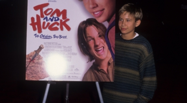 Tom and Huck premiere