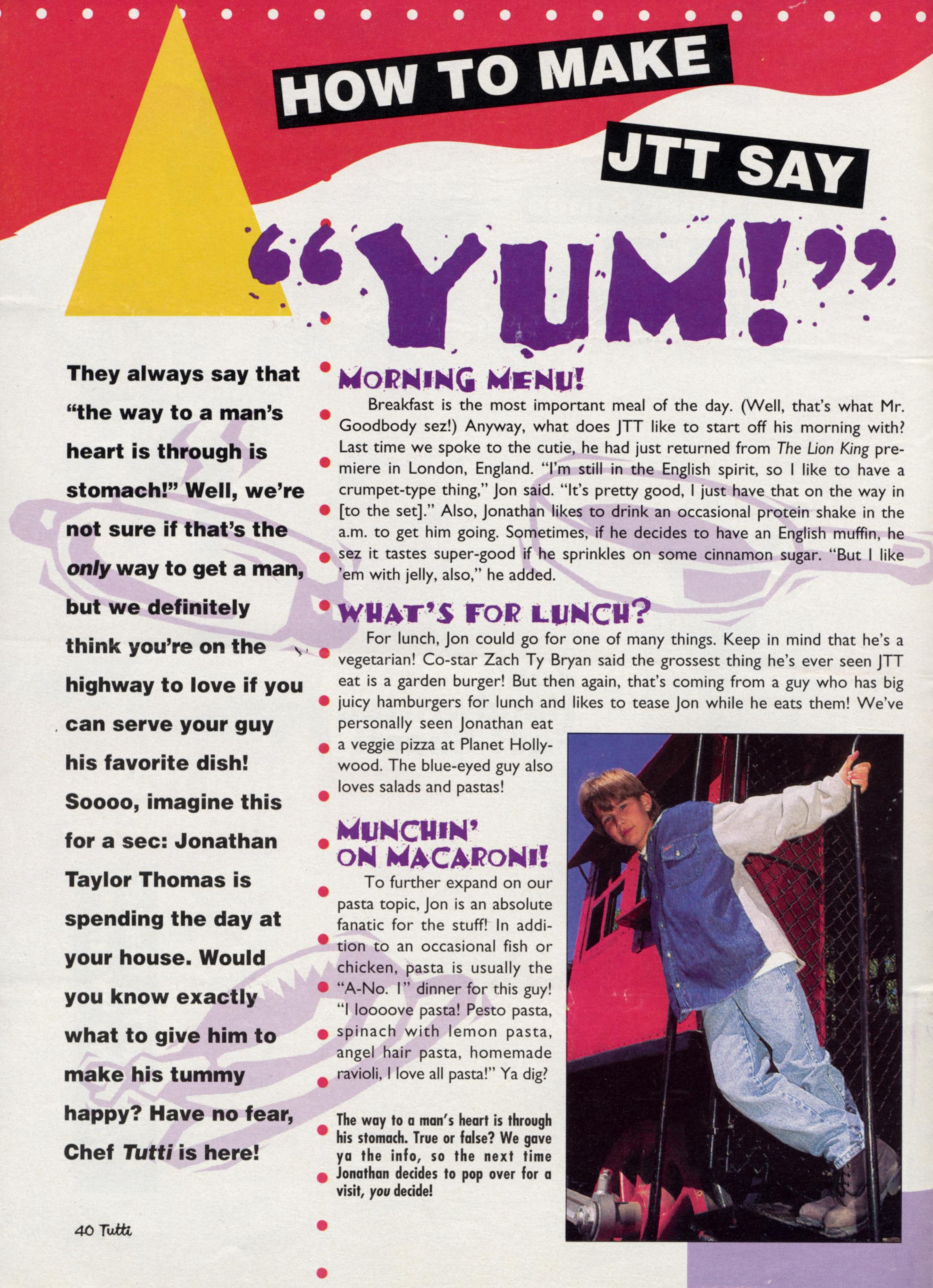 Tutti Frutti Magazine - Page 40