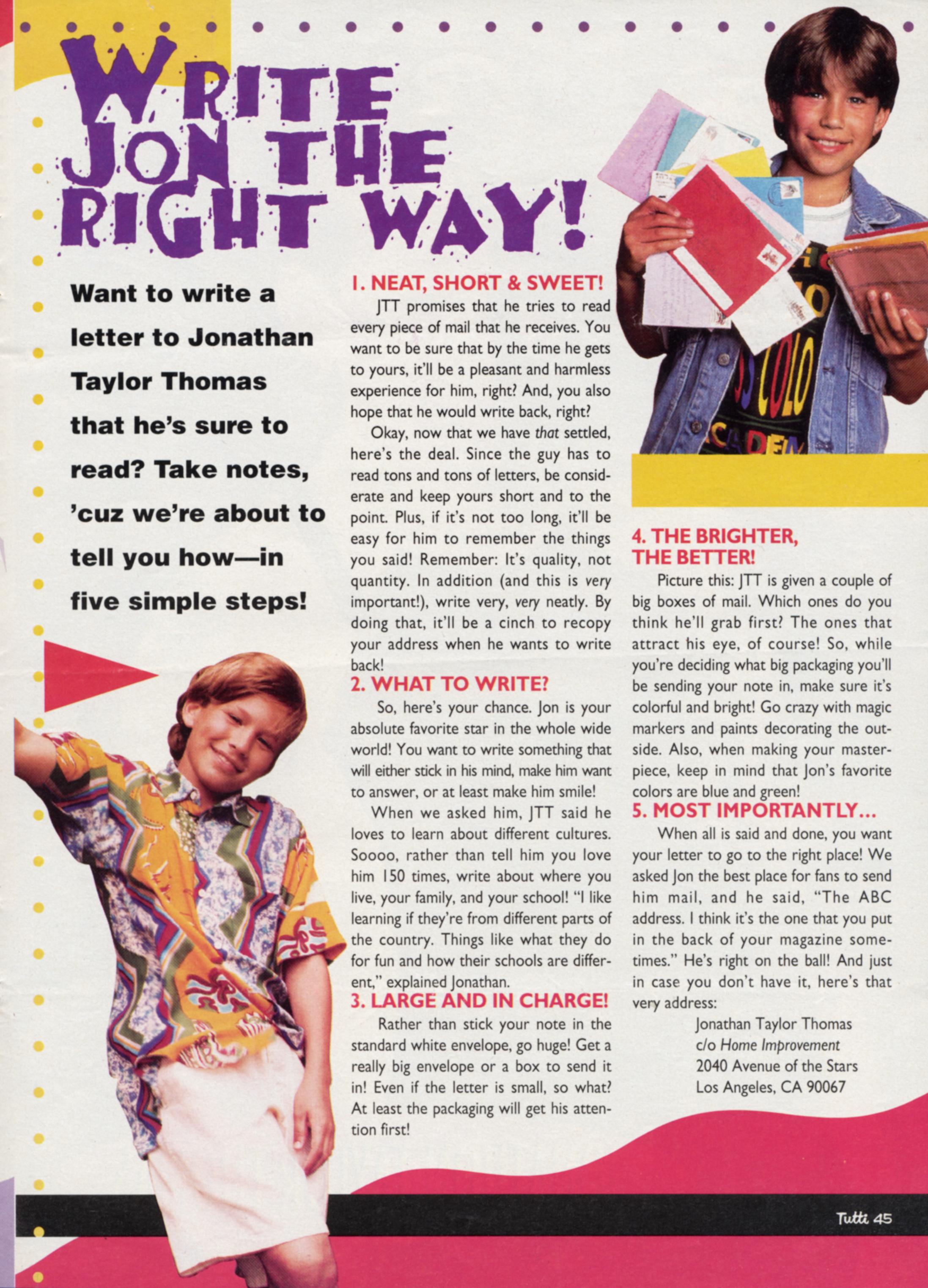 Tutti Frutti Magazine - Page 45