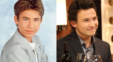 Jonathan Taylor Thomas then and now
