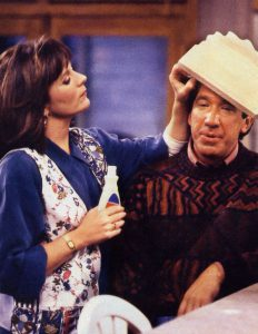 Production still from Home Improvement.