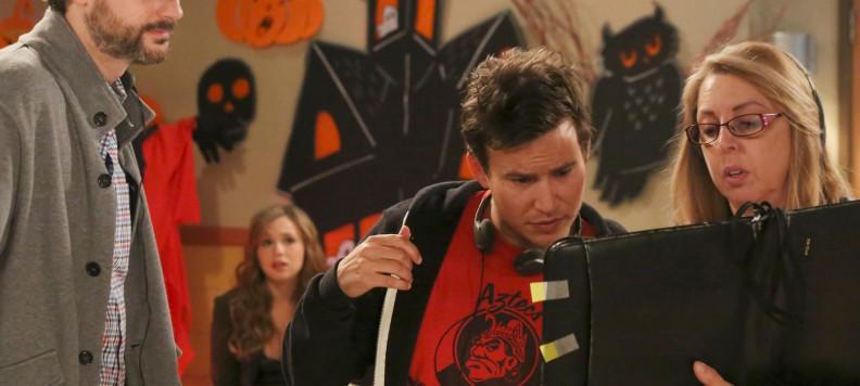 Jonathan Taylor Thomas directing Last Man Standing