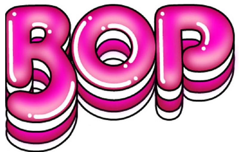 BOP Magazine logo