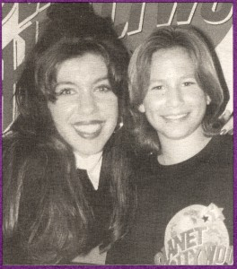 Bonnie Fuller and Jonathan Taylor Thomas at Planel Hollywood 199