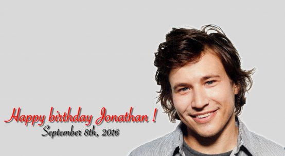 Jonathan Taylor Thomas 35th Birthday