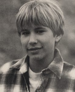 Jonathan Taylor Thomas as Marshall in Wild America