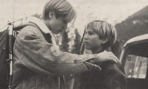 Devon Sawa and Jonathan Taylor Thomas in Wild America
