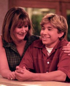 Jonathan Taylor Thomas and Patricia Richardson in Home Improvement