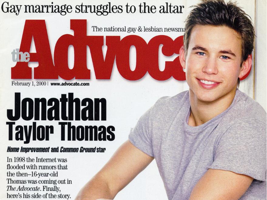 taylor thomas gay Jonothan